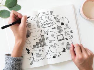 Gör upp en strategi för sociala medier